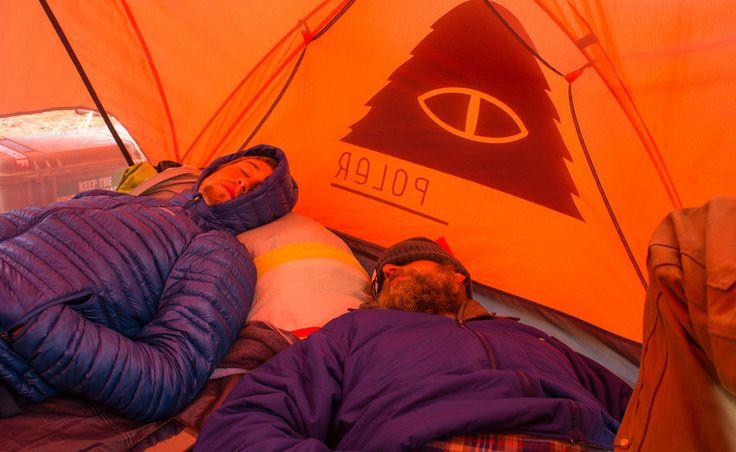 The Two Man Tent - orange  #poler #polerstuff #campvibes