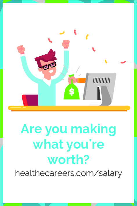 Find out how your #salary stacks up against other #healthcare pros in our 2017–2018 Healthcare Salary Center: https://salary.healthecareers.com/?utm_source=pinterest&utm_medium=paid&utm_campaign=salarycenter17