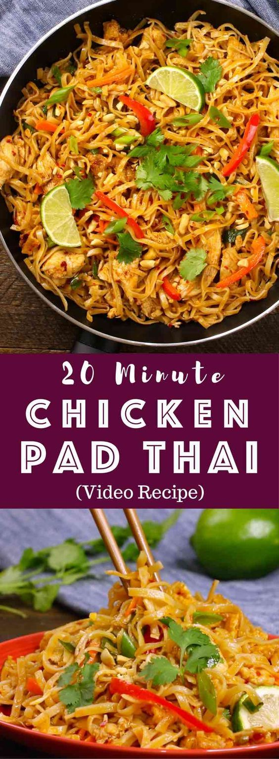 25 best pets images on pinterest doggies pets and turtles the easiest most unbelievably delicious chicken pad thai is full of authentic favors and so forumfinder Image collections