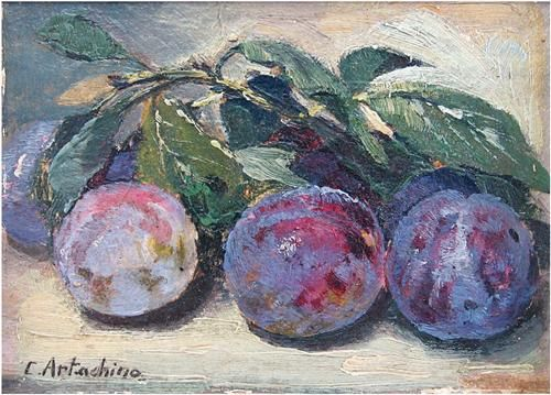 Plums - Constantin Artachino