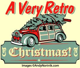 44 best Retro Christmas images on Pinterest | Vintage holiday ...