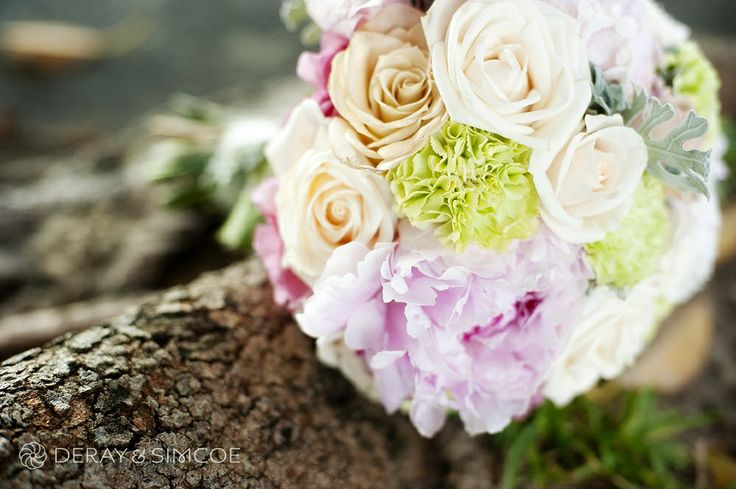 Brides bouquet Photography by DeRay & Simcoe Bouquet by Tahnee Page