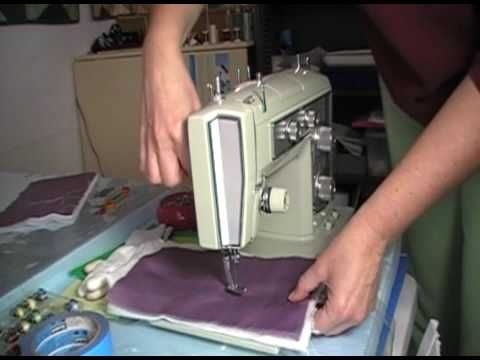 Setting the Pressure on the Presser Foot has a big impact on sewing and machine quilting.  Watch how to change settings and what differences the settings make.  If you have puckers in your quilts after machine quilting, this may be why!    Thank you so much for watching my videos!    You can find me on the web at:    My Website: http://www.crazy...