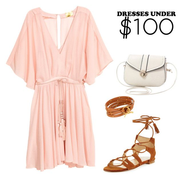 """""""#under100 summer looks"""" by devarahma on Polyvore featuring Stuart Weitzman and Tory Burch"""