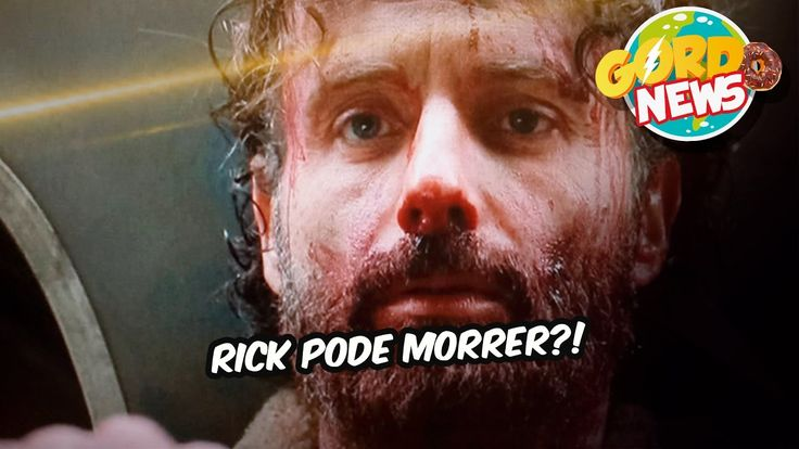 The Walking Dead  Rick pode morrer ?! https://youtu.be/rsVft6-HxE0
