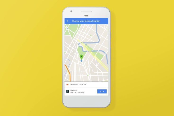 A Step-by-Step Guide to Ordering an Uber Ride from Google Maps