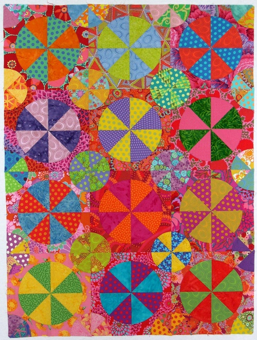 Pies and Tarts - Carol's Quilt - just gorgeous!