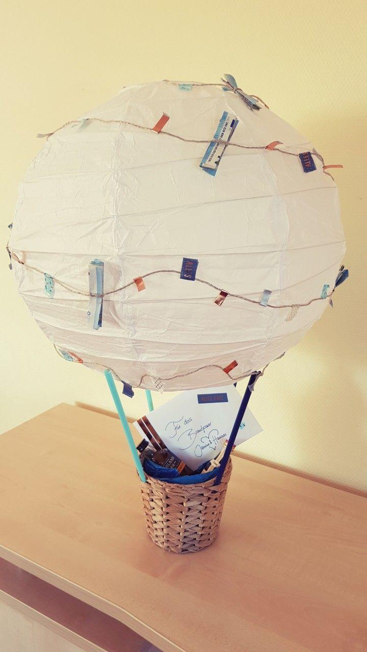 Geldgschenk Fur Eine Hochzeit Ballon Korb Strohhalme Von Ikea Washi Tape Von Dm Inhalt Mal Weg Von Den Ty Hochzeitsgeschenk Ballon Lampe Hochzeitgeschenke