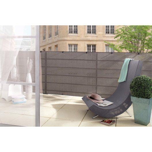 19 best Aménagement des extérieurs images on Pinterest Balconies - store bois tisse exterieur