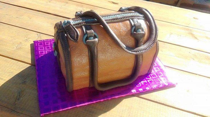 cake handbag