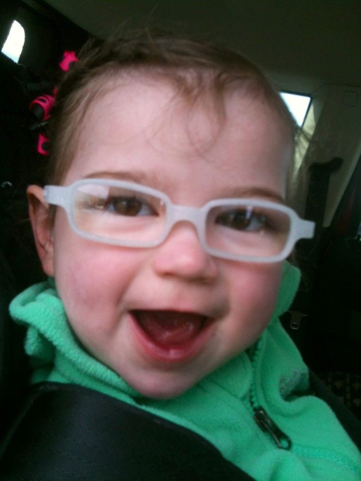 Eyeglass Frames For Babies : Baby glasses by Miraflex are the best The Kiddos ...