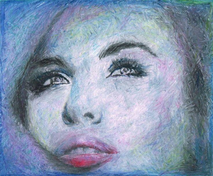 Válogatás a kedvenceimből: portrék, tanulmányrajzok és fantáziarajzok és festmények a középiskolás éveimtől máig...