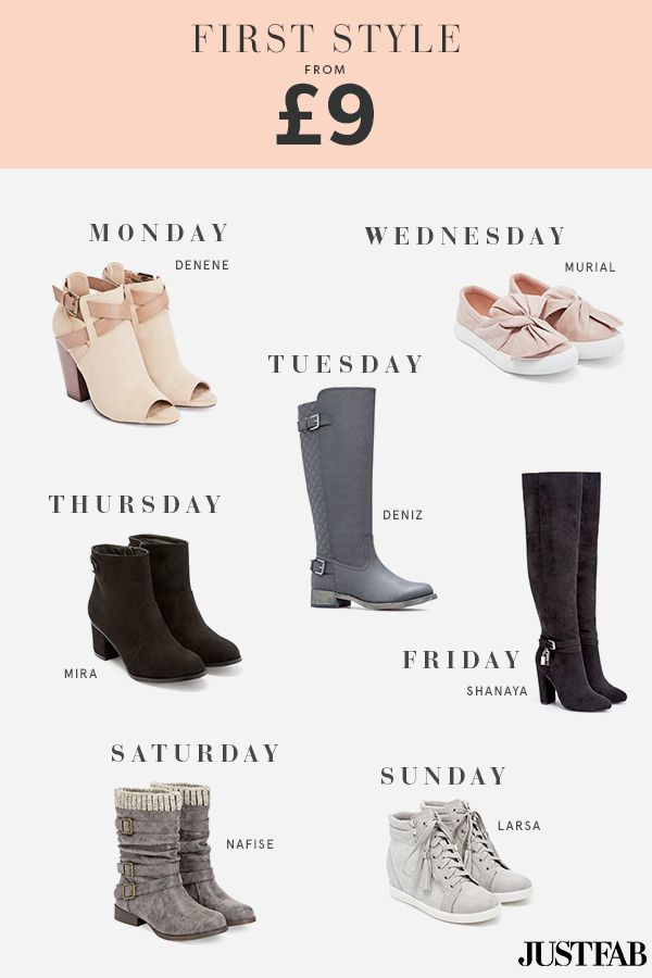 How to style Boots in Spring