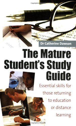 The Mature Student's Study Guide: This page has excellent informaiton for the adult learner. Adult Learners have different learning syles than traditional students. This site also give some great tips for distance learning.