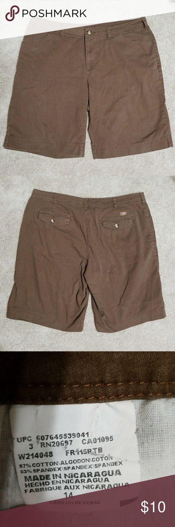 Dickies brown shorts Dickies brown shorts Dickies Shorts