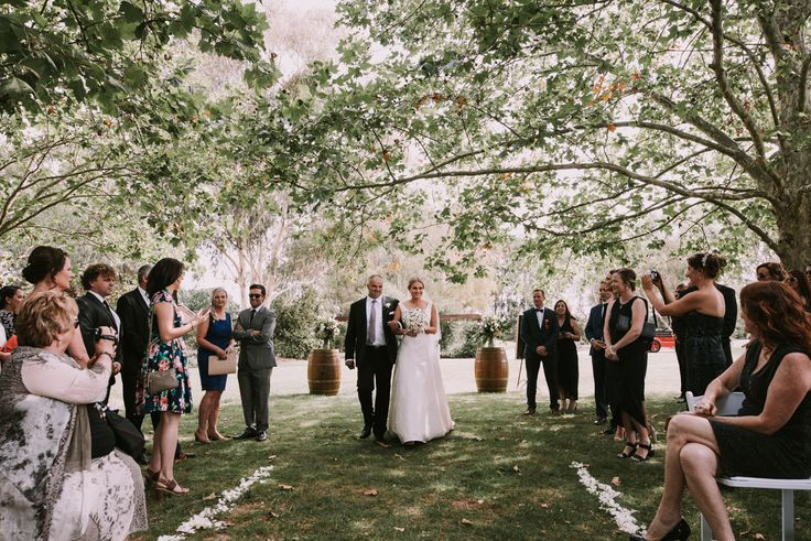 Walking Down the Aisle | photography by Cam Grove