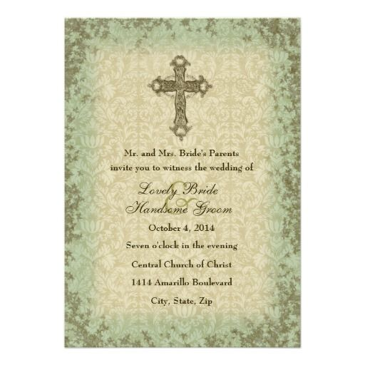 religious wedding invitations 241 best images about christian wedding invitations on 7057