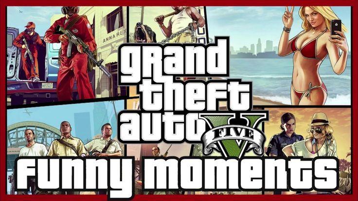 Some GTA 5 Funny Moments #GrandTheftAutoV #GTAV #GTA5 #GrandTheftAuto #GTA #GTAOnline #GrandTheftAuto5 #PS4 #games