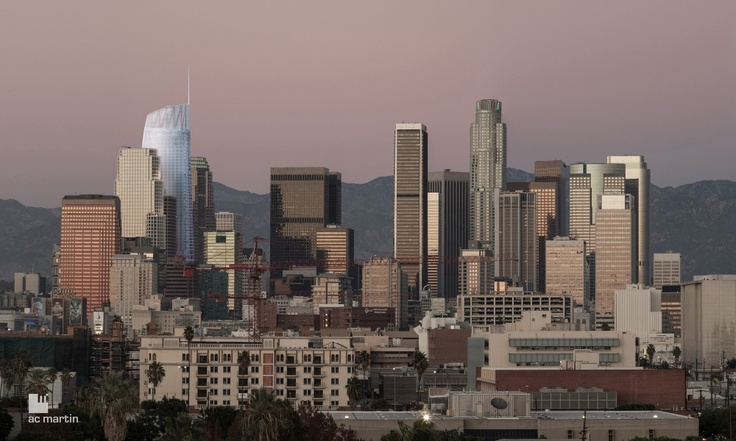 The West Coasts Tallest: Wilshire Grand / AC Martin Partners