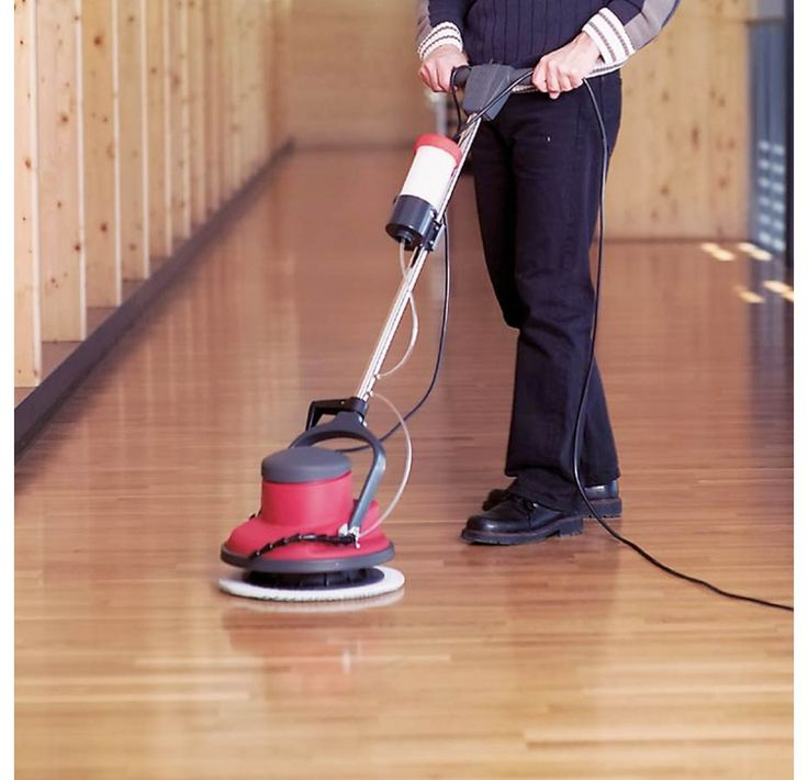 Professional Services to Keep the Floor Clean and Glossy