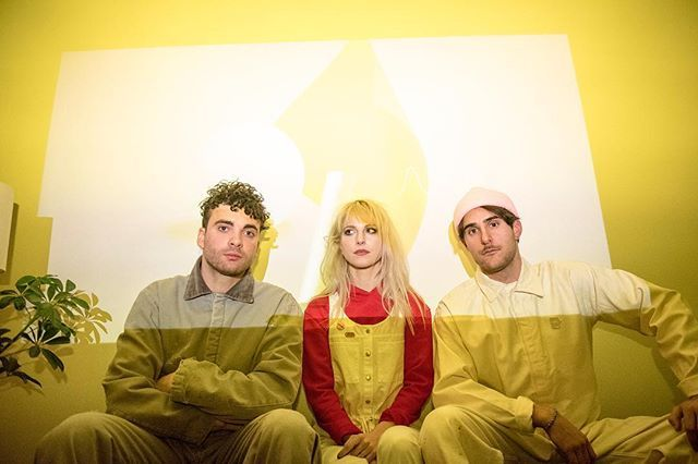 WEBSTA @ paramore - another photo from the After Laughter shoot, by our friend @LindseyByrnes. you can find this one in The Guardian Guide.