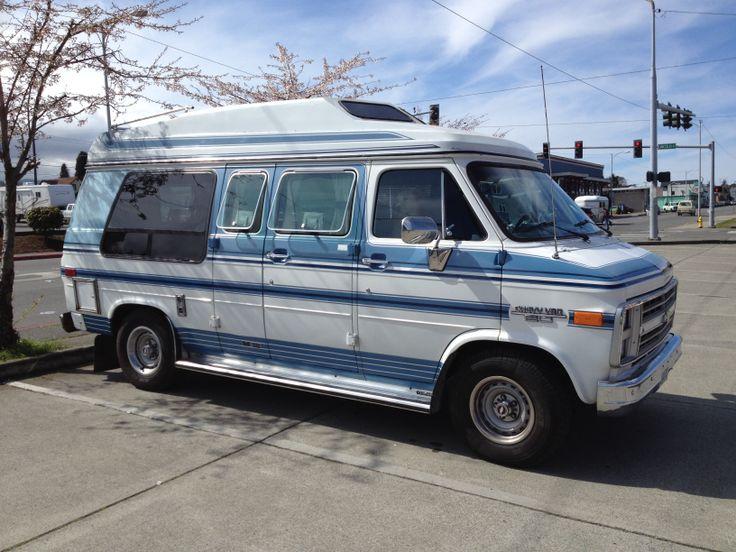 87 Chevy Camper Van Nature Girl Pinterest Cabin