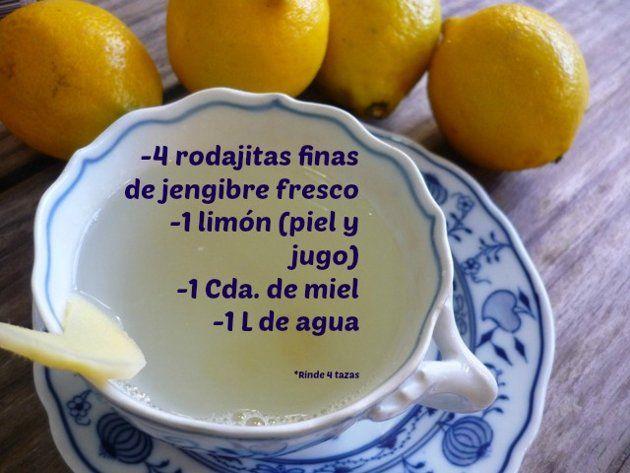 Remedios caseros contra el resfriado / Foto: Flor Rodríguez