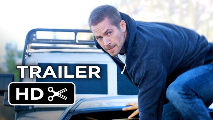 Furious 7 Official Trailer #1 (2015) - Vin Diesel, Paul Walker Movie HD well.....shit rip paul walker :(