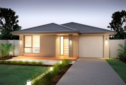 Clarendon Home Designs: Appin 16 Oxford Facade. Visit www.localbuilders.com.au/builders_queensland.htm to find your ideal home design in Queensland