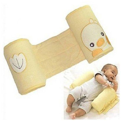 Sodial Chicken Baby Toddler Safe Cotton Anti Roll Pillow