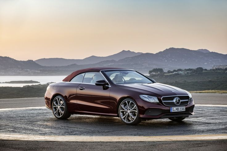 2018 Mercedes E-Class Cabriolet Gets Launched In New York All-new convertible Mercedes E-Class is scheduled to debut in USA at the 2017 NY Auto Show. US buyers get finally the chance to choose a Mercedes-Benz convertible smaller than S-Class Cabriolet, but bigger than C-Class. You can get your 2018 E-Class Cabriolet with 4MATIC all-wheel drive,...