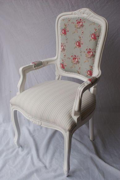 Cadeira Luis XV com braço