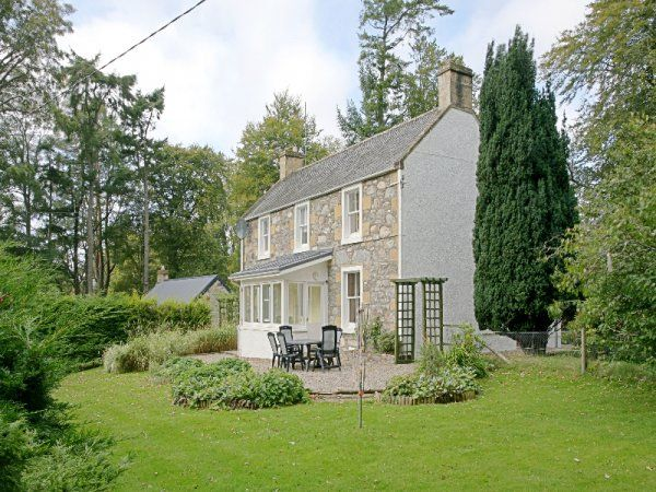 Carron Cottage Holiday In Ardgay Highland Cottages ScotlandStone
