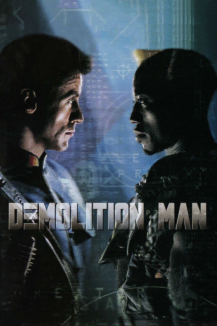 Demolition Man  Full Movie. Click Image To Watch Demolition Man 1993