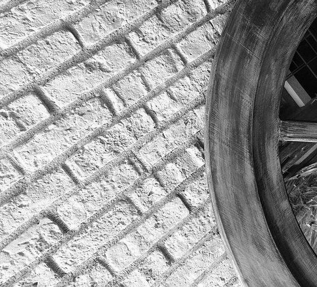 Kentish White Rustic Brick slips