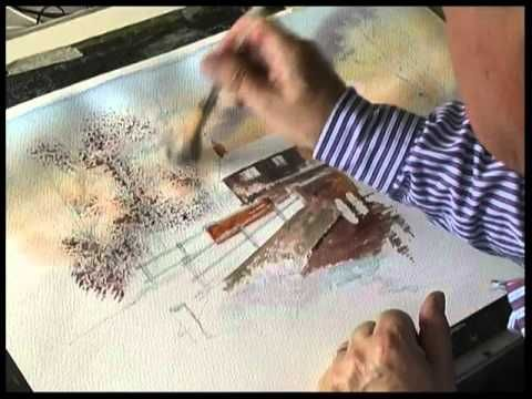Snow Scenes from the dvd by Terry Harrison - YouTube