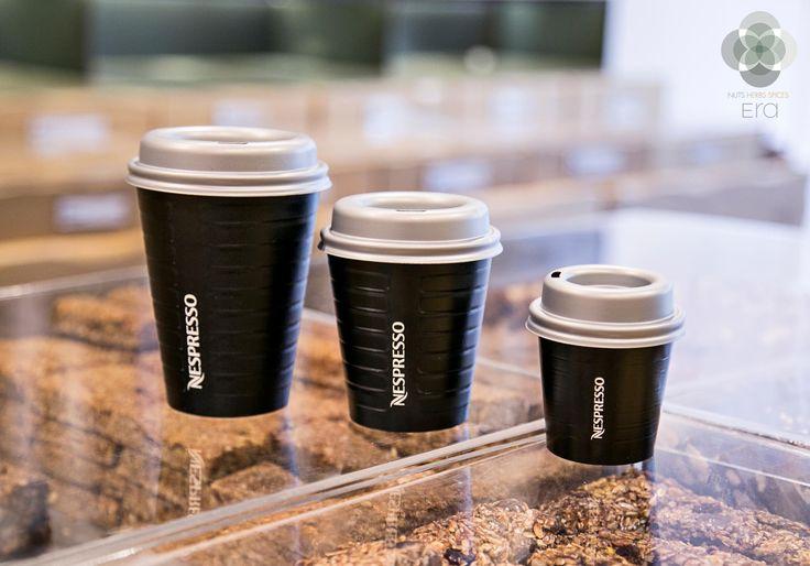 Στο κατάστημα του Κολωνακίου σας κερνάμε τον καφέ Nespresso της επιλογής σας, απαραίτητο εφόδιο για να συνεχίσετε τη μέρα σας! #EraLovers