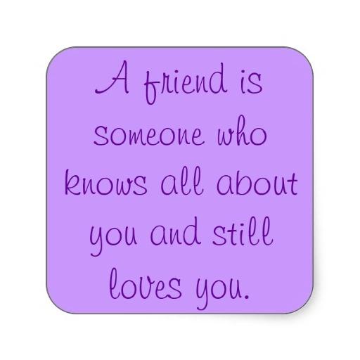 Friendship Quote Sticker http://www.zazzle.com/friendship_quote_sticker-217992511324020563?rf=238505586582342524