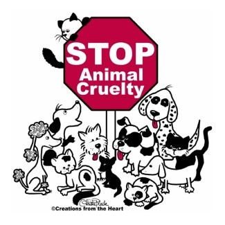 animal abuse posters ideas - photo #12