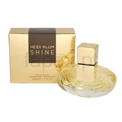 Heidi Klum Shine Eau de Toilette para mulheres | fapex.pt