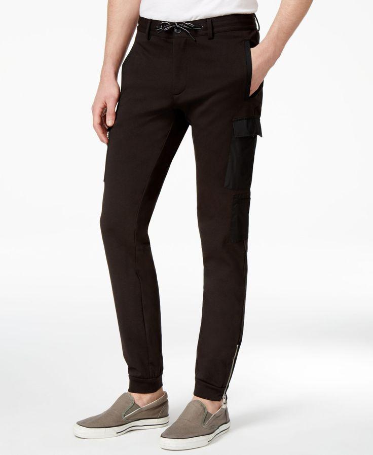 Calvin Klein Men's Slim-Fit Cargo Pants