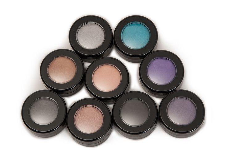 REB Cosmetic Eyeshadow range