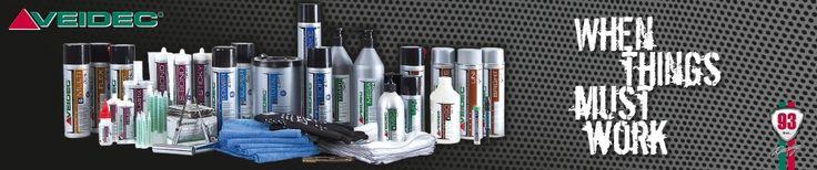 alpha Technik - Veidec Reinigung, Schmierstoffe, Kleb- und Dichtstoffe, Oberflächenbehandlung, Werkzeuge, Elektro-Zubehör, Körperpflege, Arbeitskleidung / Arbeitsschutz, Zubehör.