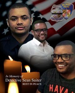Mourning Baltimore Police Detective Sean Suiter, did you know him? It was the day that Baltimore Police Homicide Detective Sean Suiter died.