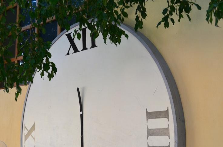 Fa' la cosa giusta: orologio