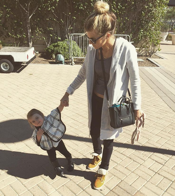 "Samantha Steele Ponder on Instagram: ""When your kid dresses considerably better than you..."""
