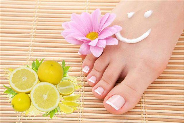 Уход за ногтями на ногах в домашних условиях