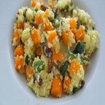 Couscous met groenten - Koken voor mijn baby