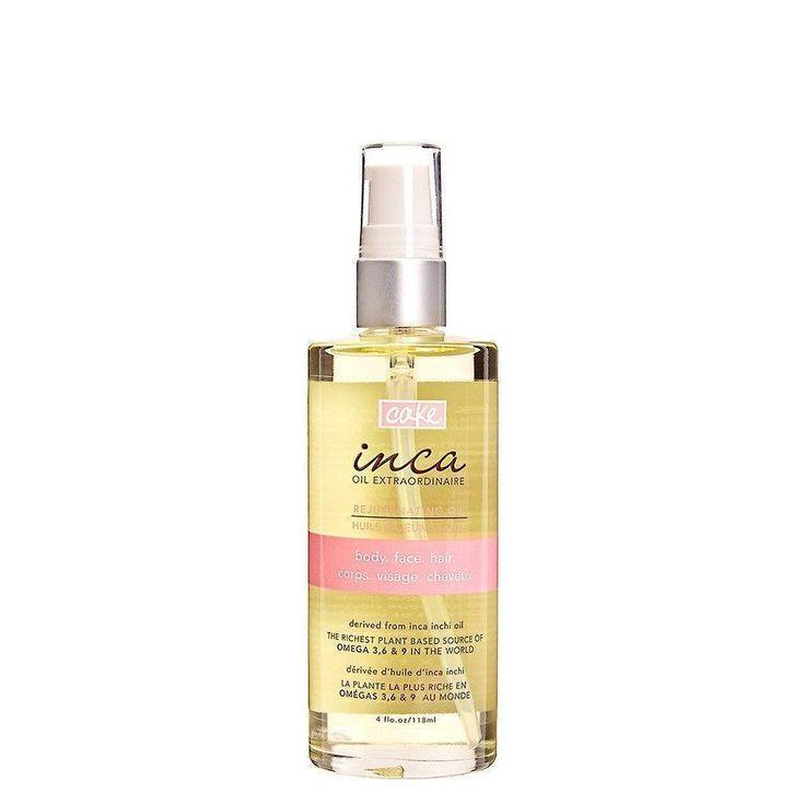 Rejuvenating Inca Oil for Body, Face & Hair