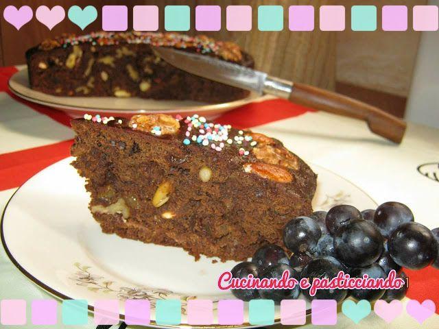 Cucinando e Pasticciando: Torta di saba
